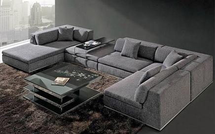 Divano seduta larga best homcom u poltrona letto in ferro e cotone con cuscino a righe xxcm - Divano con seduta allungabile ...